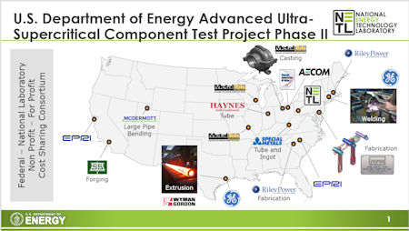 U.S. Department of Energy Awards EIO $16M Phase II Follow-on Project
